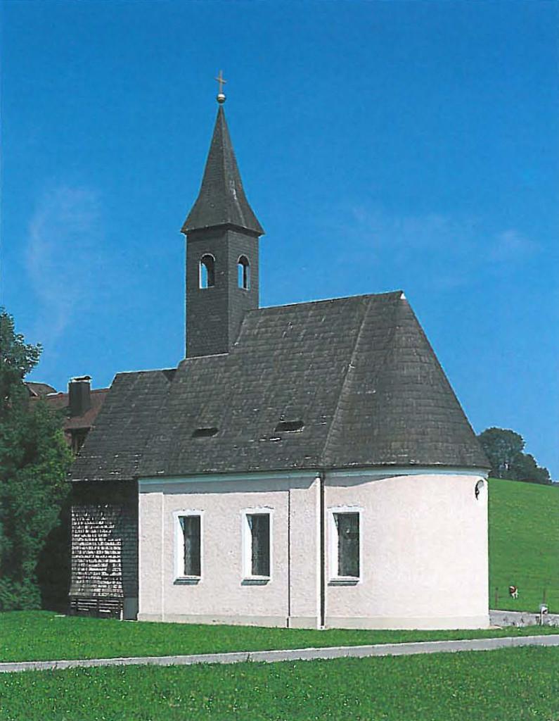 Guthirten Kapelle, Aussenansicht