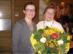 Anita Schmidinger und Hilde Winter