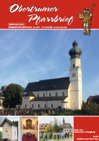 Pfarrbrief No 150, Juni 2017